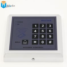 RFID Card Reader Access Control 500 Users Entry System Door Lock  Security Proximity  Quality Electronic Entry Door Lock DouWin