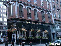 Mr Dooley's Boston Tavern in Boston, MA