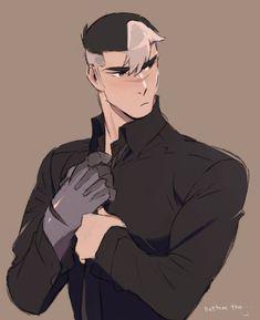 Voltron ✰ Legendary Defender #Cartoon Shiro #Netflix