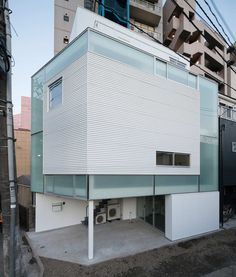House in Nakameguro,© Takumi Ota