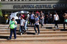 UPA (Universidade de Portas Abertas, Biblioteca Central. Foto: Scarpinetti/Unicamp   Flickr - Photo Sharing!