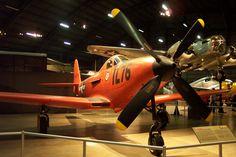 P-39 aircobra, I think.