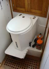 C-Head portable composting toilet system .... cheap prices!