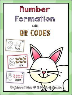 QR Codes in Kindergarten