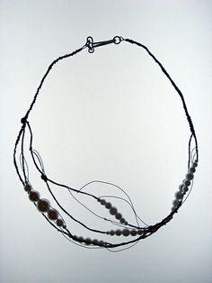 Dew necklace by torropipi, via Flickr