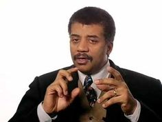 Tyson, 3min, science: http://bigthink.com    The astrophysicist debunks the notion that scientists cannot be believers.