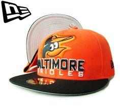 【ニューエラ】【NEW ERA】59FIFTY BALTIMORE ORIOLES オレンジxブラック  【CAP】【newera】【帽子】【ボルティモア・オリオールズ】【snap back】【MLB】【orange】【black】【黒】【キャップ】【fitted】【あす楽】【楽天市場】