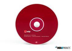 CD fabricado para a EDP.