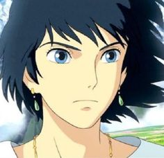 Howl- Howl's Moving Castle- I love Howl < 3