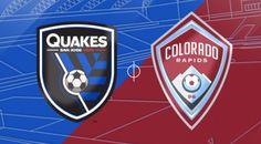 ซาน โฮเซ เอิร์ธเควกส์ vs โคโลราโด ราปิดส์ วิเคราะห์บอลเมเจอร์ลีกอเมริกา San Jose Earthquakes vs Colorado Rapids Major League Soccer USA