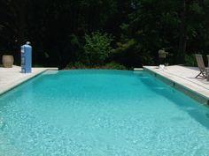 Custom Infinity edge pool