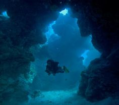 Palancar Caves....favorite dive in cozumel