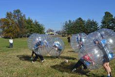 Nashville Bubble Ball Tournaments