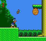 Sega, Game Gear, Lucky Dime Caper Starring Donald Duck, Los bosques del norte