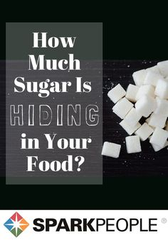 Sugar hides in many of our daily food items, but it can harm your weight-loss journey progress. These helpful tips will help you spot sugar and avoid going over your daily recommendation. alli® weight loss aid can help you achieve a healthier you.