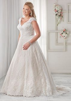 Unforgettable by Bonny Bridal 1601 Wedding Dress photo