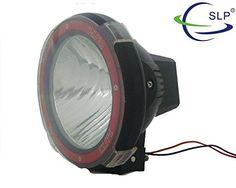 Led Light Bar, Senlips Headlight 2pcs 35w 6000k 12v 4inch Hid Xenon Work Light Off-road Light Bar Flood Beam Driving Lamp for 4wd UTE SUV