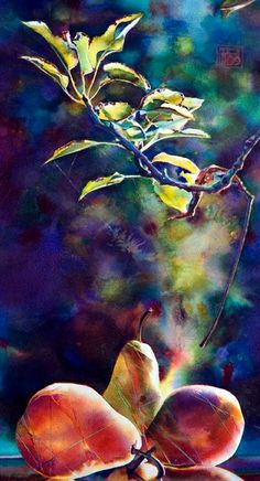 Brent Funderburk Watercolor #watercolor jd
