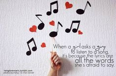 lyrics  .. Click on this image to view lots more awesome lyrics & quotes! <3