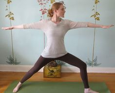 Slow Flow Yoga Sequence
