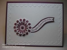 Polka-Dot Pieces - Stampin' Up!