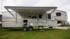 """SPECTACULAR LUXURY FOR TRAVEL FAMILIES!  2017 Jayco Eagle HT 29.5BHDS This RV is perfect for comfortable family getaways, with a sensational rear bunkhouse with double bunks that kids will love! This 34' 7"""" long, 8300 lb. fifth wheel can withstand any weather with zero degree tested weather protection for colder months and a industry-exclusive HELIX cooling system! Give our Eagle HT expert Michael Zoldan a call 616-405-4936 or email michael@allseasonsrv.com for pricing and more information."""