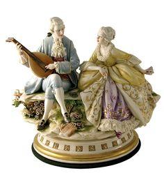 Статуэтка  Porcellane Principe