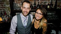 The amazing staff at Brooklyn Gastown