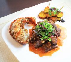 how to make lobster demi glace