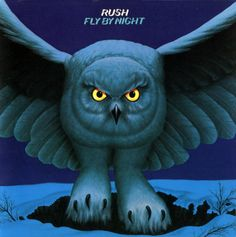 rush album cover art | ... by night album artwork click any image to enlarge album front cover