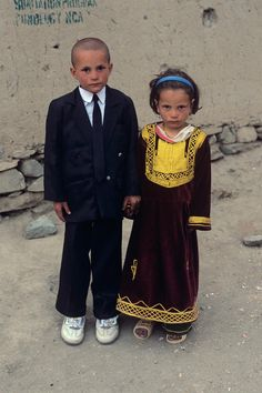 It Takes Two   Steve McCurry Kabul, Afghanistan