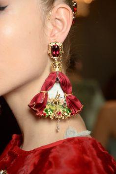 Dolce and Gabbana, Spring/Summer 2015 Alta Moda