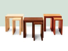 More Nesting Tables | Modern Living Room Furniture | Speke Klein Canada USA