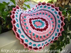 ergahandmade Free pattern step by step