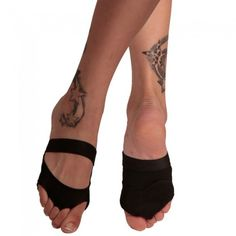 Pole Dance Accessories - Black Toes Protections