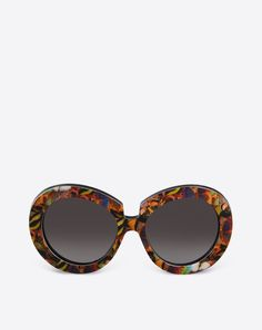 Valentino Online Boutique - Valentino Women Camubutterfly Sunglasses