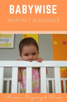 Babywise Schedule Month 7 Babywise Baby Schedule Month 7 The post Babywise Schedule Month 7 appeared first on Toddlers Ideas. 7 Month Old Schedule, Baby Schedule, Toddler Schedule, Sleep Schedule, 7 Month Old Sleep, Baby Wise, 7 Month Olds, 7 Months, Everything Baby