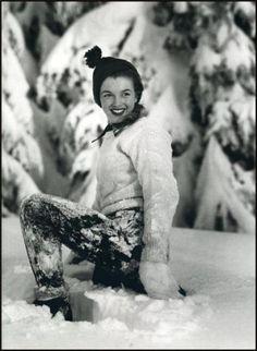 Norma Jean Baker - Marilyn Monroe