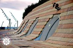 Barcelona | P-KiD #skateboarding #skatespots