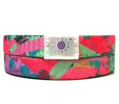 Colorful Paint Splatter Bright Band: This colorful wrist-band stretches to fit soft and comfortable on your wrist. Brighten up your wardrobe with this awesome band!