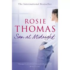 Sun at Midnight by Rosie Thomas . An epic love story set in Antartica Good Books, Books To Read, My Books, Story Setting, Book Projects, Romance Novels, Fiction Books, Writing A Book, Love Story
