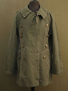 cir. 1940's French military jacket - ヨーロッパ古着店 「Mindbenders&Classics」
