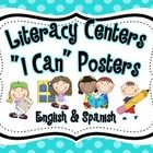 These+posters+will+help+your+students+to+become+more+independent+during+literary+centers,+allowing+you+to+focus+on+your+small+groups+without+distra...