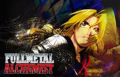 Anime Fullmetal Alchemist Elric Edward Elric Alphonse