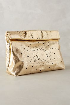 Surya Clutch - anthropologie.com #anthrofave