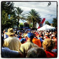 On The Road To The White House: Paul Ryan At The Villages - view speech here.