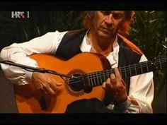 Paco de Lucia - concerto Arte de Flamenco in Pula, Kroatië [01.07.2006]
