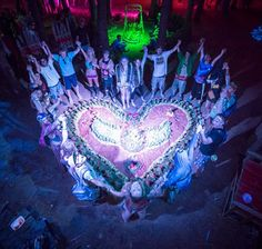 #PLUR #ElectricForest #Rave