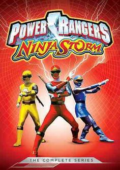 Power Rangers: Ninja