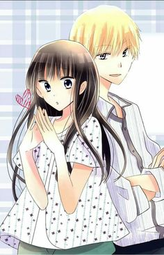 Last game ♡ the ideal couple Last Game Manga, Anime Manga, Anime Art, Manga Cute, Manga List, Sweet Couple, Beautiful Love, Kawaii Girl, Aesthetic Anime